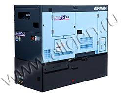 Дизельный генератор Airman SDG45LX-5B2 (33 кВт)