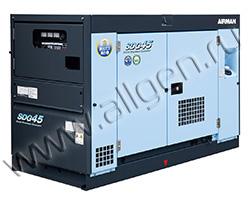 Дизельный генератор Airman SDG45SE-3B2 (33 кВт)