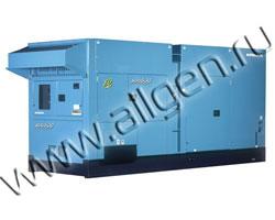 Дизельный генератор Airman SDG500S  (396 кВт)