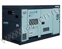 Дизельный генератор Airman SDG60AS-3B1 (44 кВт)