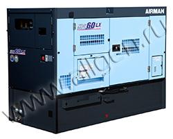 Дизельный генератор Airman SDG60L-5B1 (44 кВт)