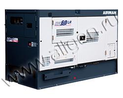 Дизельный генератор Airman SDG60LA-5B1 (44 кВт)