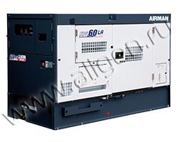 Дизельный генератор Airman SDG60LAX-5B1 (44 кВт)