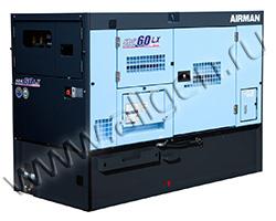 Дизельный генератор Airman SDG60LX-5B1 (44 кВт)