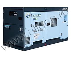 Дизельный генератор Airman SDG60S-3B1 (44 кВт)