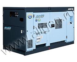 Дизельный генератор Airman SDG60S-7A6 (44 кВт)