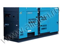 Дизельный генератор Airman SDG610S-3AK6 (488 кВт)