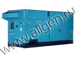 Дизельный генератор Airman SDG610S (488 кВт)
