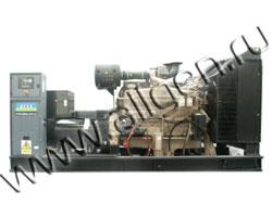Дизельная электростанция AKSA AC-1410 с наработкой