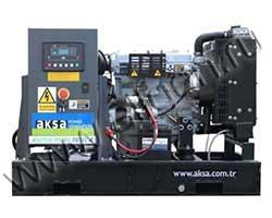 Дизельный генератор AKSA AC-170 (136 кВт)