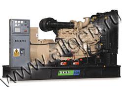 Дизельный генератор AKSA AC-250 (200 кВт)