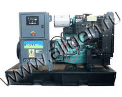 Дизельный генератор AKSA AC-55 (44 кВт)