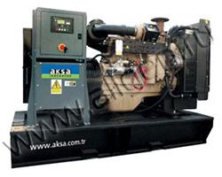 Дизельный генератор AKSA AP-200 (160 кВт)