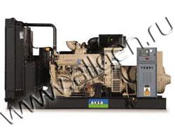Дизельный генератор AKSA AC-500 (412 кВт)