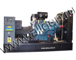 Дизельный генератор AKSA AD-410 (328 кВт)