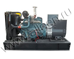 Дизельный генератор AKSA AP-400 (400 кВА)