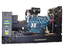 Дизельный генератор AKSA AD-220 (220 кВА)