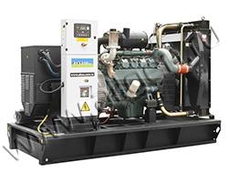 Дизельный генератор AKSA AD-185 (148 кВт)