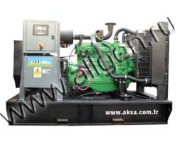 Дизельный генератор AKSA AJD-170 (136 кВт)