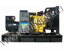 Дизель электростанция AKSA AJD-200 мощностью 200 кВА (160 кВт) на раме