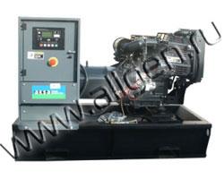 Дизельный генератор AKSA ALP-15 мощностью 12 кВт