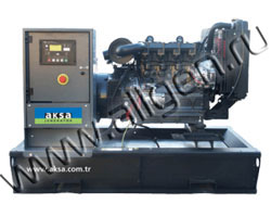 Дизельный генератор AKSA ALP-22 мощностью 18 кВт