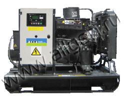 Дизельный генератор AKSA AMT-11 мощностью 9 кВт