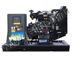 Дизельный генератор AKSA AP-15 мощностью 12 кВт