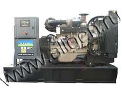 Дизель электростанция AKSA APD-110C мощностью 110 кВА (88 кВт) на раме