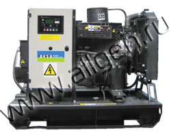 Дизельный генератор AKSA APD-11P мощностью 9 кВт