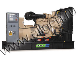 Дизель электростанция AKSA APD-200C мощностью 200 кВА (160 кВт) на раме