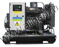 Дизельный генератор AKSA APD-22P мощностью 18 кВт