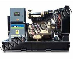 Дизельный генератор AKSA APD-42M (34 кВт)
