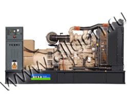 Дизельный генератор AKSA APD-500C (400 кВт)