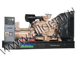 Дизельный генератор AKSA APD-650C (520 кВт)