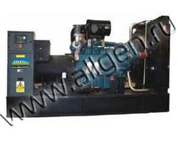 Дизельный генератор AKSA AD-660 (660 кВА)
