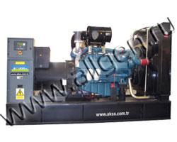 Дизельный генератор AKSA APD-660M (660 кВА)