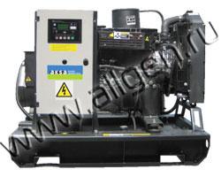 Дизельный генератор AKSA APD-7.5M мощностью 6 кВт