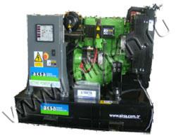 Дизельный генератор AKSA APD-215WD (172 кВт)