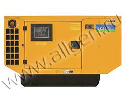 Дизельный генератор AKSA APD-12EM мощностью 8 кВт