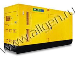 Поставка в Евпаторию генератора AKSA APD-275C