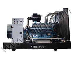 Дизельный генератор АМПЕРОС АД150-Т400P (165 кВт)