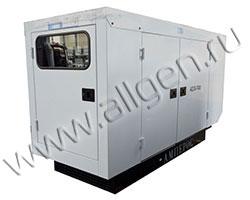 Дизель генератор АМПЕРОС АД360-Т400P мощностью 500 кВА (400 кВт) в шумозащитном кожухе