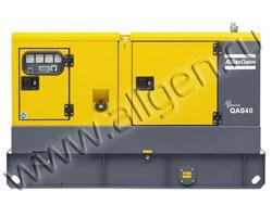 Дизельный генератор Atlas Copco QAS 40 FLX (35 кВт)