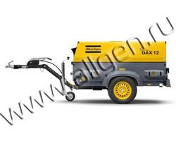 Дизельный генератор Atlas Copco QAX 12 мощностью 11 кВт