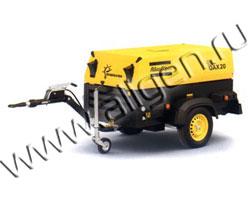 Дизельный генератор Atlas Copco QAX 20 мощностью 18 кВт