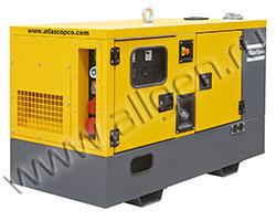 Дизельный генератор Atlas Copco QES 14 (13 кВт)