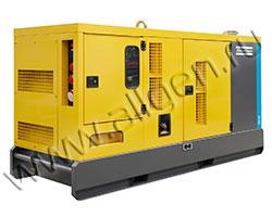 Дизельный генератор Atlas Copco QES 200 (220 кВА)