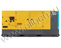 Дизельный генератор Atlas Copco QES 250 (220 кВт)