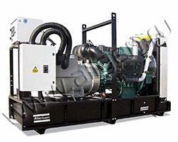 Дизель электростанция Atlas Copco QIS 110 мощностью 112 кВА (90 кВт) на раме